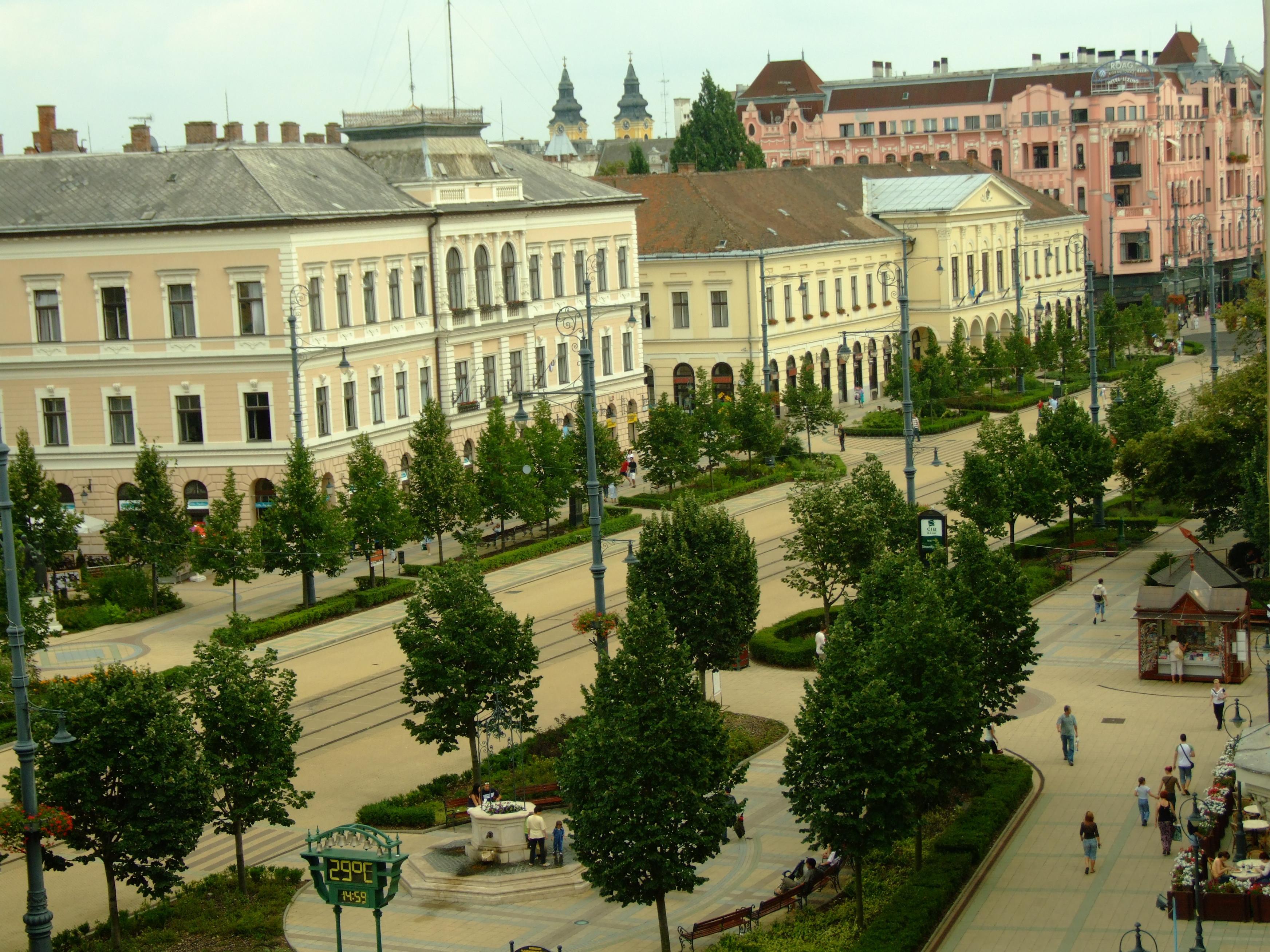 Дебрецен, Венгрия